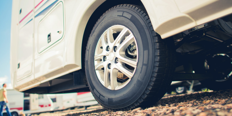 RV Tire Repair & Replacement in Lexington, North Carolina